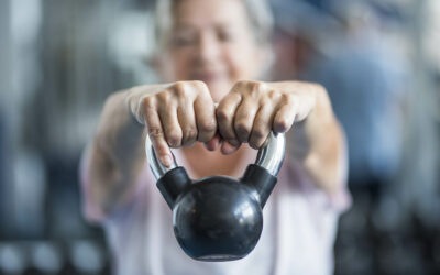 Benefits of Strength Training for Older Adults